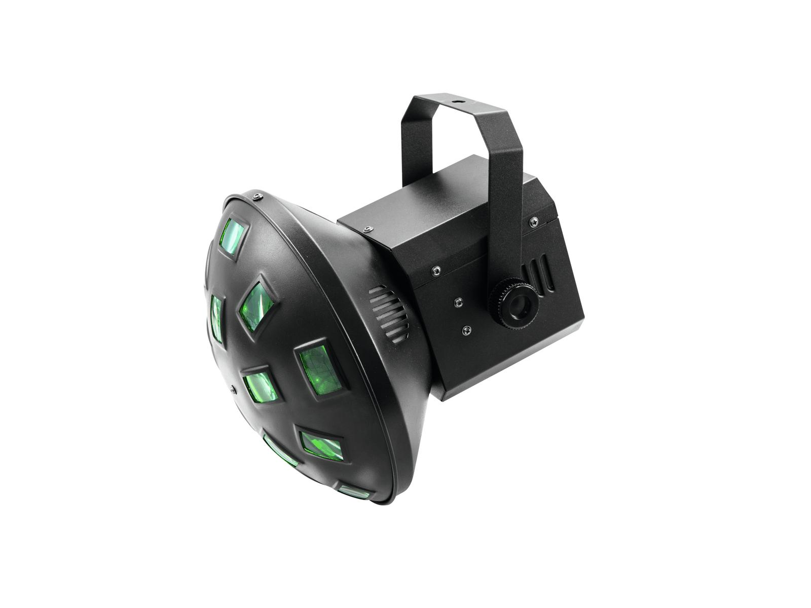 Diskolys LED RGBAW og UV Z 20 Beam Effect multisupply.no