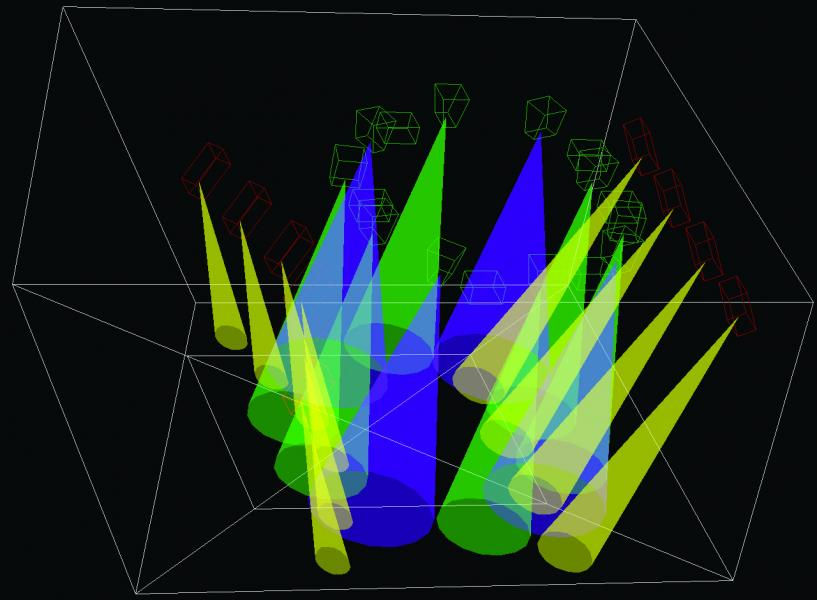 FUTURELIGHT Wizard 512 USB DMX software og interface