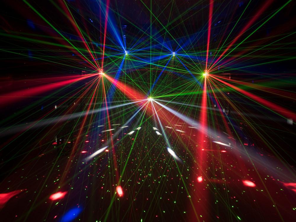 2eefe96a EUROLITE LED Laser Derby. Discolys med LED og laser - multisupply.no