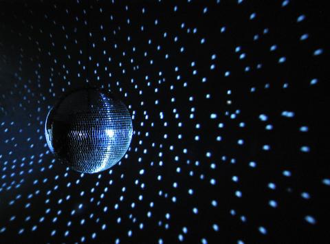 Disco pynt